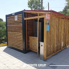 Event venues by Monte Grup Yapı Sanayi, Rustic