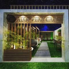 Jardines zen de estilo  por Micasa Design , Moderno Piedra