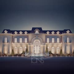 Luxurious Home Design Collection : Royal Palace in Neoclassic Architecture Style:  Houses by IONS DESIGN, Classic Stone
