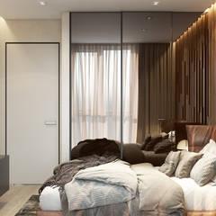 :  Спальня вiд U-Style design studio, Еклектичний