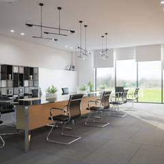Office buildings by Дизайн - Центр, Modern