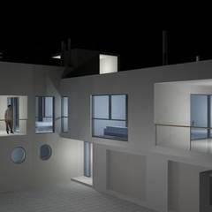 Дома на одну семью в . Автор – emili vilches, arquitecte, Минимализм