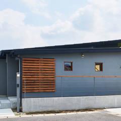 Rumah kayu oleh tai_tai STUDIO, Rustic Kayu Wood effect