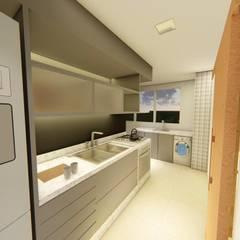 Projeto de decoração Cozinhas clássicas por Outline Arquitetura Clássico
