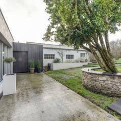 A2 ARCHITECTURE의  일세대용 주택, 클래식