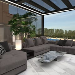 Conservatory by Saif Mourad Creations, Modern
