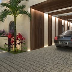 Carport by Saif Mourad Creations, Modern