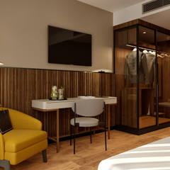 Hotels by MOEM Studio, Eclectic