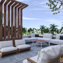 Telhados  por Saif Mourad Creations , Clássico