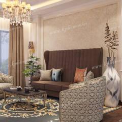 اتاق نشیمن توسطKphomes, شمال امریکا