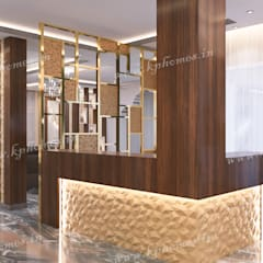 Classic style walls & floors by Kphomes Classic