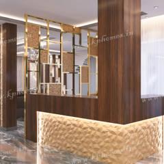 Paredes y pisos clásicos de Kphomes Clásico