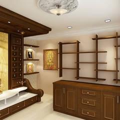 Ruang Keluarga Klasik Oleh Kphomes Klasik