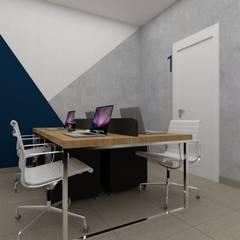 Ruang Komersial oleh KN Arquitetura e Interiores, Modern