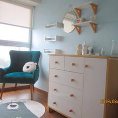 من NF Diseño de Interiores إسكندينافي