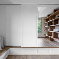 اتاق کار و درس توسط寓子設計, اسکاندیناویایی
