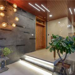 Bungalow by Archemist Architects, Modern سلیٹ