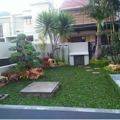 Jasa Tukang Taman Surabaya - Flamboyanasri: Hotels oleh Tukang Taman Surabaya - flamboyanasri, Minimalis