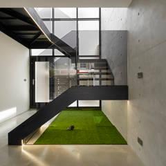 Stairs by 衍相室內裝修設計有限公司, Scandinavian