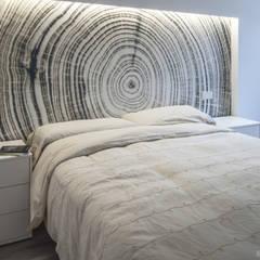 Small bedroom by miarquitectura, Minimalist Plastic