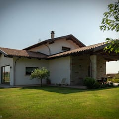 Country house by Architettura Franciscono, Country