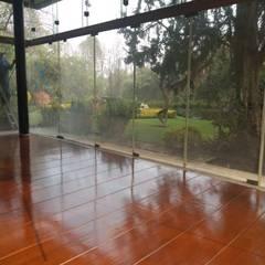 Floors by BLAUE MINZE, Colonial Wood Wood effect