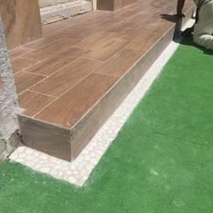Floors by GARAY ARQUITECTOS, Modern