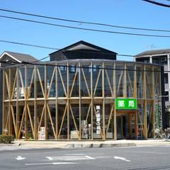 Ruang Komersial oleh 株式会社高野設計工房, Modern