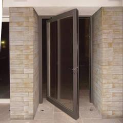 ประตูกระจก โดย Ercole Srl, โมเดิร์น