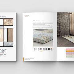 Catálogo Print: Salones de eventos de estilo  de Bosnor, S.L., Moderno