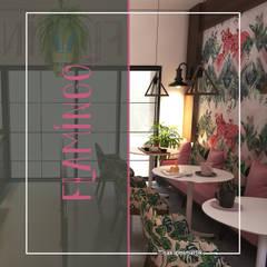 Floors by cansu kaya, Modern