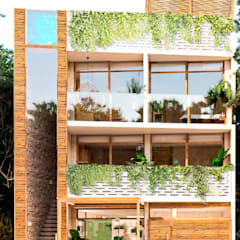 من Humaniia Desarrollo Sustentable إستوائي خشب Wood effect