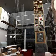 Офисы и магазины в . Автор – GARAY ARQUITECTOS, Модерн