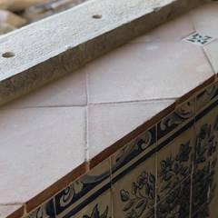 Floors by Estilos Rústicos, Colonial Ceramic
