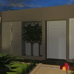 Residência - Planalto Paulista Garagens e edículas modernas por LAM Arquitetura | Interiores Moderno