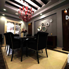 Villa In MiViDa من Ariaf Authentic Design House صناعي