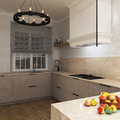 Kitchen units by mimtwardowscy, Classic