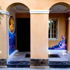Villa In MiViDa من Ariaf Authentic Design House تبسيطي
