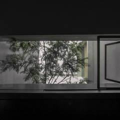 حديقة Zen تنفيذ ARKE DISEÑO Y CONSTRUCCION, تبسيطي