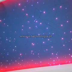Gwiezdne niebo - gwieździste niebo od E-Technologia Nowoczesny Plastik