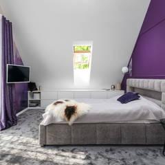 Mieszkanie minimalisty od Q2Design Minimalistyczny