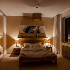 by Serge Ra Scandinavian لکڑی Wood effect