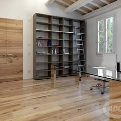 مكتب عمل أو دراسة تنفيذ Cadorin Group Srl - Top Quality Wood Flooring , حداثي