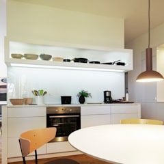 Kitchen units by heimweh plus, Mediterranean Glass