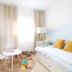 Nursery/kid's room by Kiga, Mediterranean