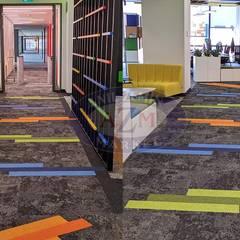 Floors by ANIL ZEMİN MARKET, Modern