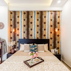 Bedroom by Amusing Interior, Colonial Plywood
