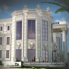 Villas by tatari company, Classic Sandstone