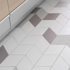 Floors by 知域設計, Modern