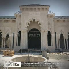 villa Alseadan:  منازل تنفيذ tatari company, كلاسيكي حجر
